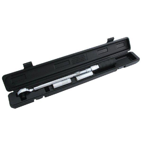 スエカゲ 12.7mm トルクレンチ 40~210N・m ソケット付き / TRDC-210S (TRDC210S) 送料無料