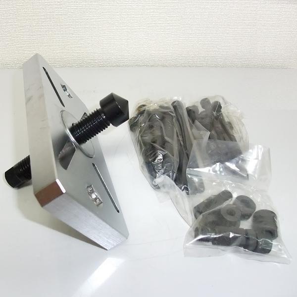 クランクプーリーホールドプレートセット ハスコー HAASCO CP-93DX-S 送料無料