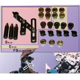 【ハスコー】 破損ボルト抜取り補助具 ドリルガイドツール(M6~M12抜き取り用) / DG-1286E 送料無料