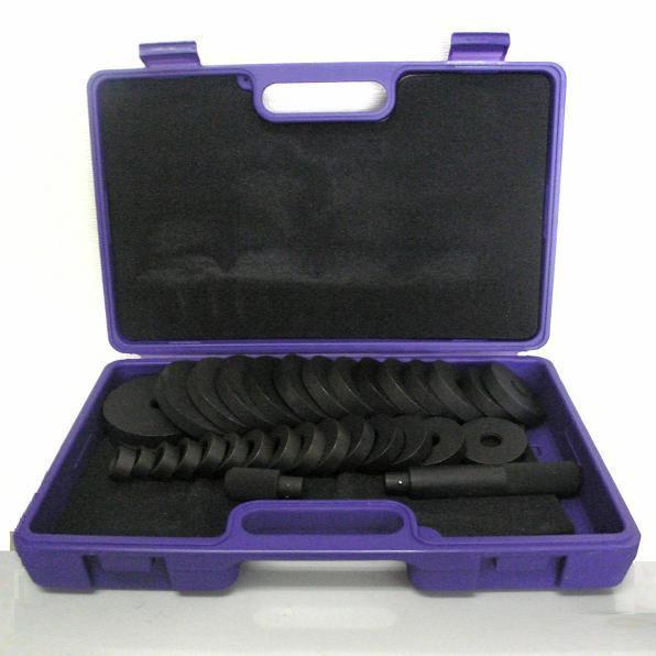 ベアリングインストーラ ( フルセット 汎用 ) ・ ベアリング装着用具セット 【ハスコー】 BP-5105 送料無料