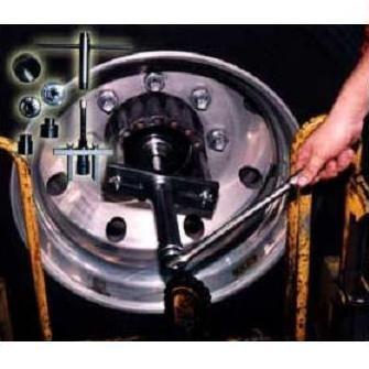 HASCO ハスコー ホイールハブインサーター用アタッチメント M85 / NH-924-25 送料無料
