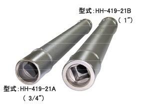 ハスコー トルクレンチ専用ロングソケット21mm 差込角3/4