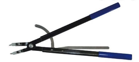 ハスコー 強力型スナップリングプライヤー HSP-650 送料無料