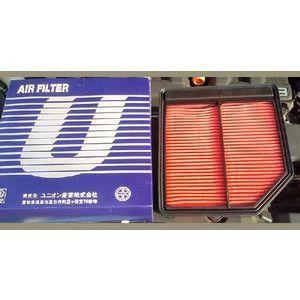 エアーエレメント ( エンジン冷却用フィルター ) (ミツビシ車用)/A-381V(ユニオン産業) 10800円以上で送料無料
