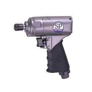 自動車板金作業や一般整備に最適 【 SP AIR エスピーエアー】 6.35sq インパクトドライバー SP8102B (SP-8102B) 送料無料