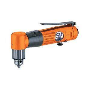 正逆回転機構付 【SP AIR】 10mm用アングルヘッドドリル / SPD51AH (SPD-51AH) 送料無料