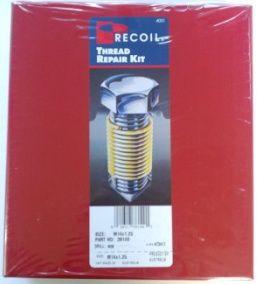 ヘリサート工具 M22-2.50 RECOIL ネジ穴修理工具・リコイルキット/35220 送料無料