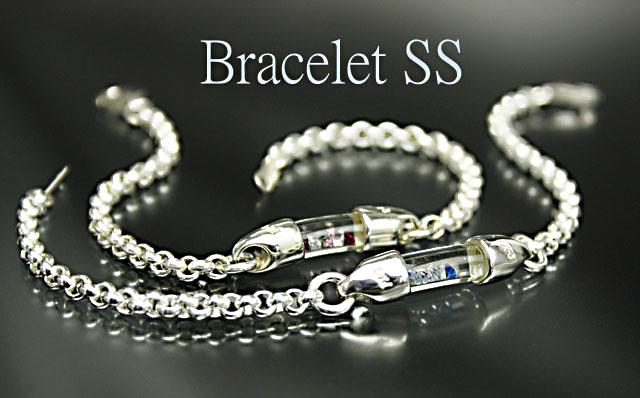PX-G Silver Bracelet SS シルバーガラスアクセサリー ブレスレット スモールサイズ