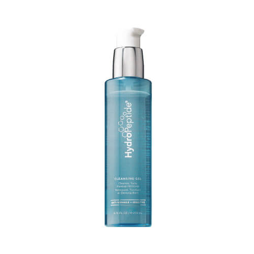 Hydropeptide cleansing gel 200mL (all-in-one cleanser) [high mud peptide cleansing gel]