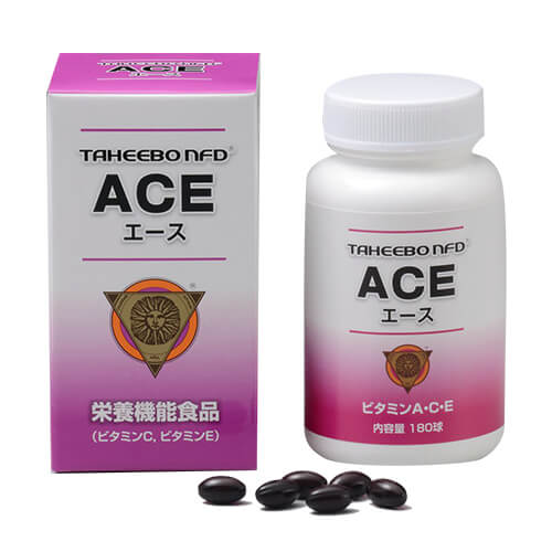 タヒボ NFD ACE (エース)[ タヒボ茶 / タヒボジャパン / サプリメント / サプリ / 栄養機能食品 ]【コンビニ受取可】