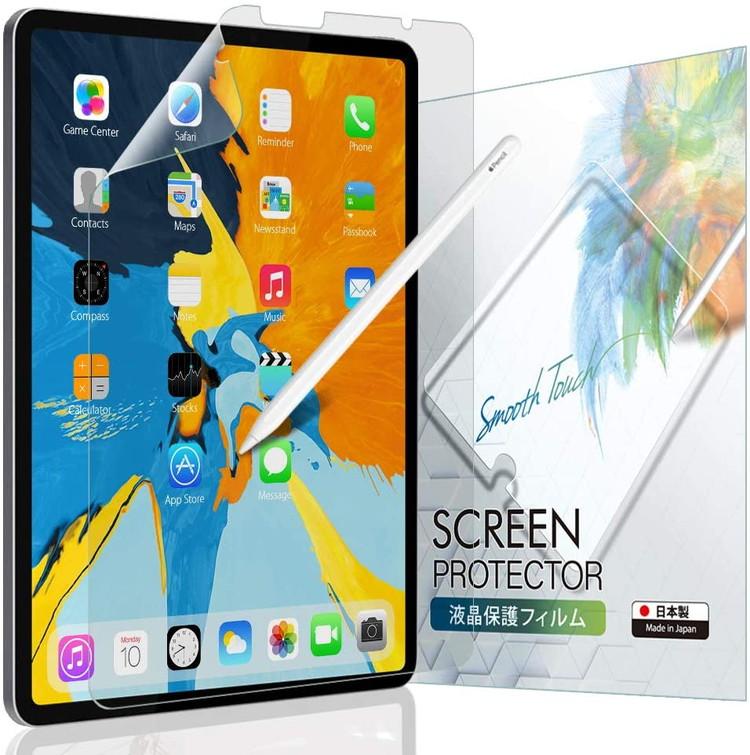 iPad Air 10.9 第4世代 2020 Pro 11 テレビで話題 第2世代 第1世代 2018 フィルム 価格交渉OK送料無料 IPD11AGF アンチグレア 気泡防止 貼付け失敗でも交換可能 BELLEMOND 日本製 520 液晶保護フィルム ベルモンド 指紋防止 反射防止
