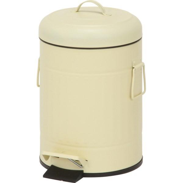 ゴミ箱 ごみ箱 ダストボックス 5L おしゃれ くず入れ ダストBOX 汚物入れ 5リットル ごみばこ ふた付き 5l 5 ペダル スリム キッチン ペール カフェ 屋外