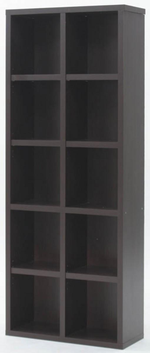 ブックシェルフ おしゃれ 本棚 棚 ラック 収納 カラーボックス CDラック 木製 収納ボックス 書棚 収納棚 DVDラック 飾り棚 収納家具 フリーラック 絵本棚 幅70