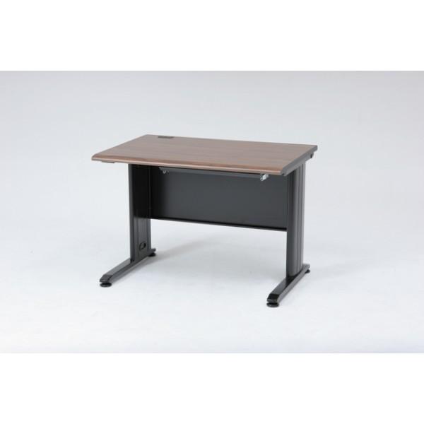 オフィスデスク おしゃれ ワークテーブル 安い 会議テーブル 1000 700 文机 幅100 平机 木製 長机 100cm 机 PCデスク オフィス テーブル サイズ100 書斎デスク