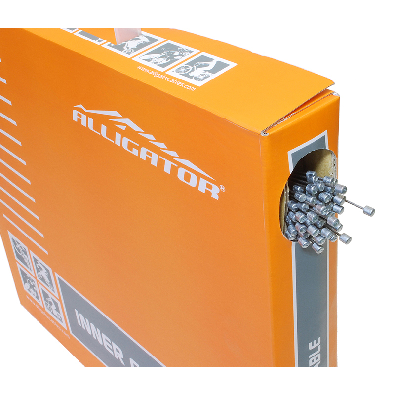 ALLIGATOR (アリゲーター) LY-SSTSK43520 (シフト用インナーケーブル) BOX 100本入[消耗品・ワイヤー類][シフトワイヤー]