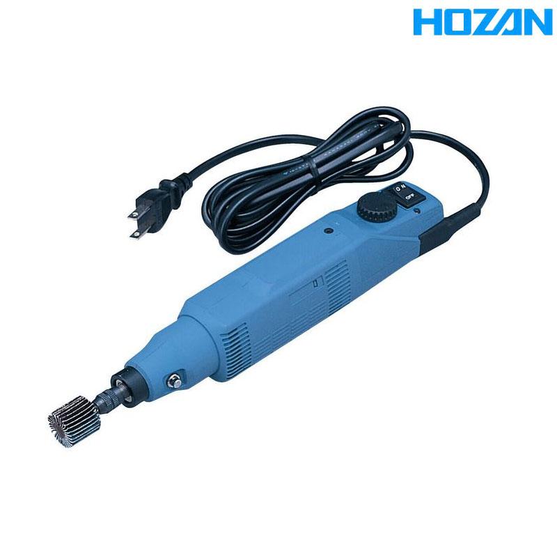 HOZAN TUBE GRINDER (C-715) ホーザン チューブグラインダー[メンテナンス][ホイール][専用工具]