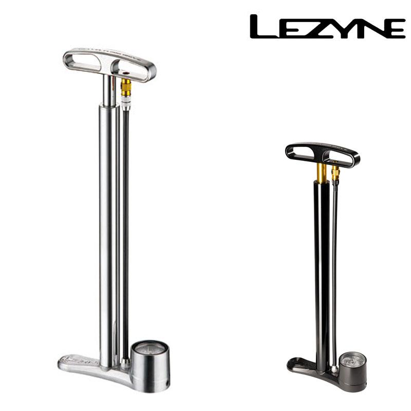 LEZYNE (レザイン) CNC TRAVEL FLOOR DRIVE (CNCトラベルフロアドライブ) [空気入れ] [フロアポンプ] [ロードバイク] [クロスバイク]