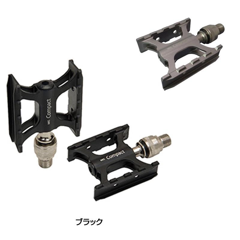 MKS 三ヶ島ペタル Compact Ezy (コンパクト イージィー) [ペダル] [フラットペダル] [クロスバイク] [MTB]