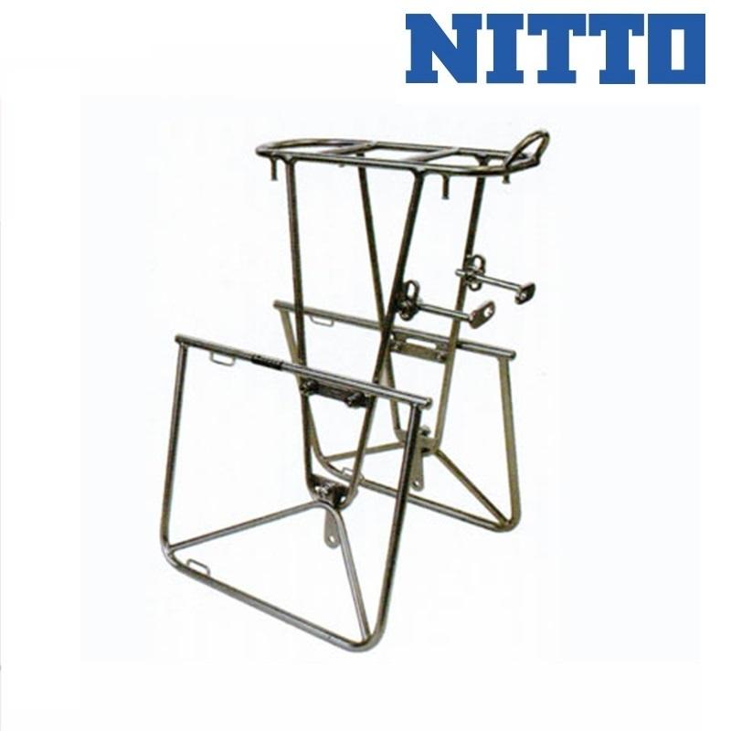 """NITTO (日東/ニットー) Campee-REAR (キャンピーリア) for ランドナー 26""""Wheels[リアキャリア]"""