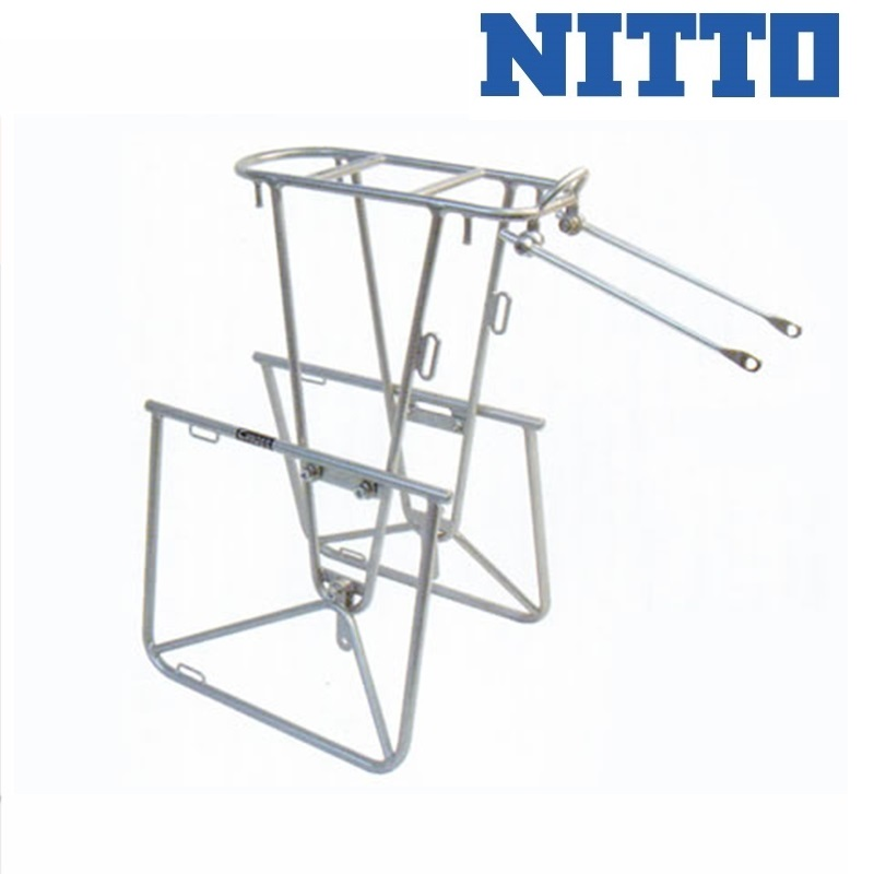 "NITTO (日東/ニットー) Campee-27-REAR (キャンピー27 リア) for Cross 27""Wheels[リアキャリア]"