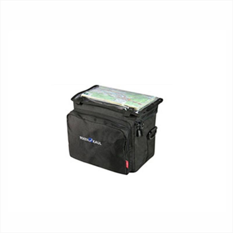 RIXEN&KAUL (リクセンカウル) KT811 Day Pack Box (ディパックボックス) アタッチメント付き[フロント・ハンドルバーバッグ][自転車バッグ]