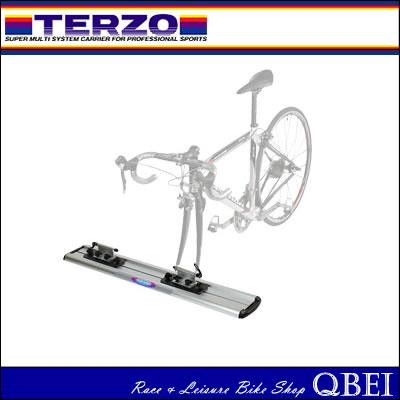 TERZO INTERIOR CYCLE CARRIER SARIS EC-23 テルッツオ 車内積載用サイクルキャリア(2台積) サリス EC23[カーキャリア(自動車積載用)][後部キャリア]