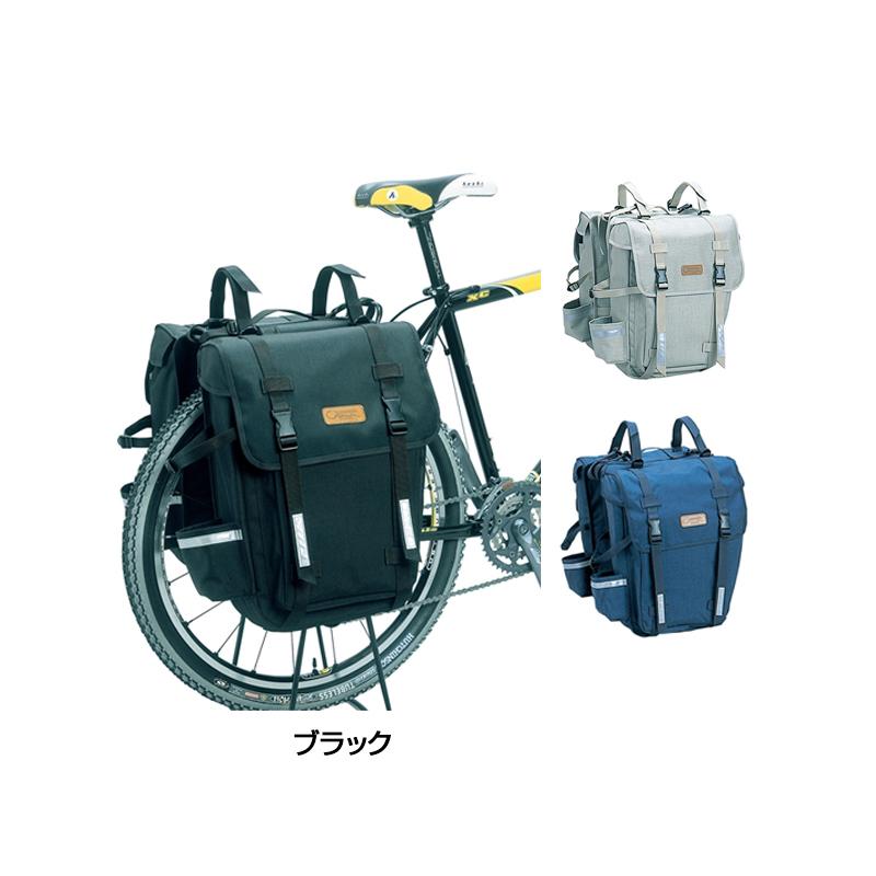 OSTRICH オーストリッチ PANNIER BAG TOKUDAI パニアバッグ特大[サイド・パニアバッグ][自転車バッグ]