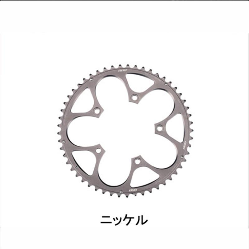 BBB (ビービービー) COMPACT GEAR (コンパクトギア カンピー) 39T/110 BCR-34C[クランク・チェーンホイール][ロードバイク用]