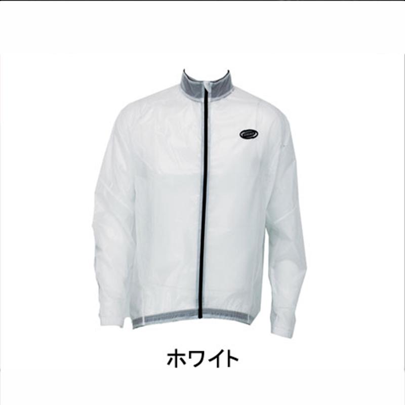 BBB (ビービービー) RAIN SHIELD (レインシールド) M - ホワイト BBW-143[サイクルウェア・グローブ][レインウェア・グッズ][トップス]