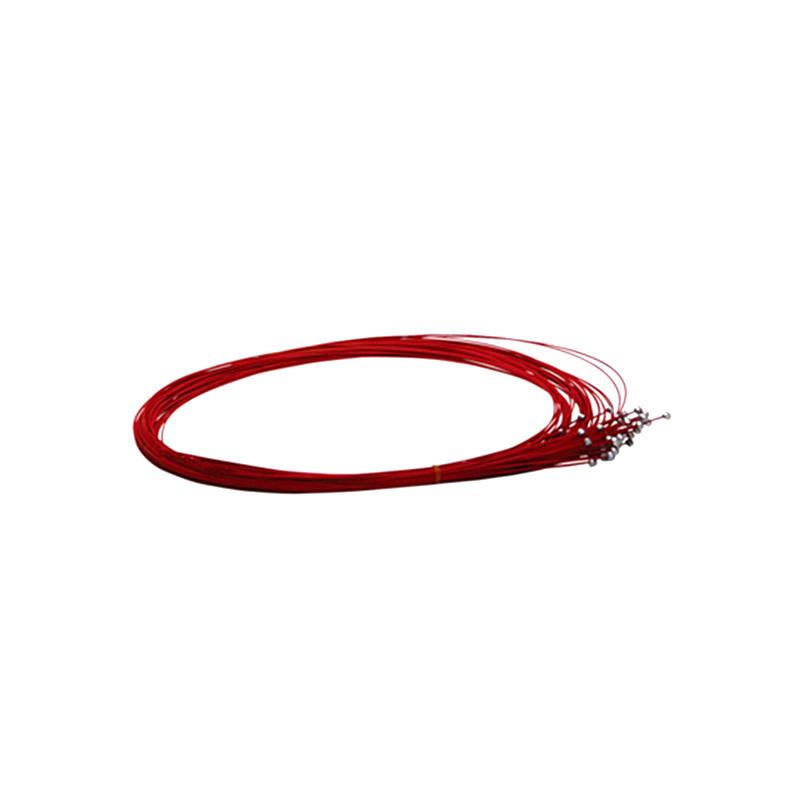 KCNC (ケーシーエヌシー) FEP TEFLON COATING INNER CABLES (インナーケーブル) MTB用ブレーキ 50PC 1.5mm×1700mm[ブレーキワイヤー・ホース][消耗品・ワイヤー類]