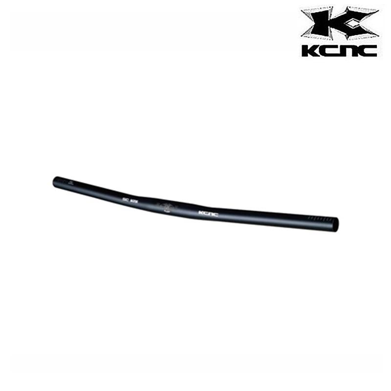 KCNC (ケーシーエヌシー) SC BONE FLAT (エスシーボーンフラット) 31.8mm/600mm バックスイープ8° [ハンドル] [クロスバイク] [MTB] [フラットバー]