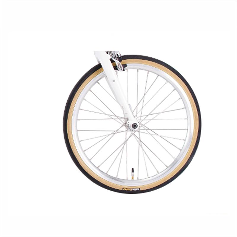 RITEWAY (ライトウェイ) WHEEL (ホイール) フロント 2012 グレイシア用[ミニベロ/折り畳み自転車用][ホイール]