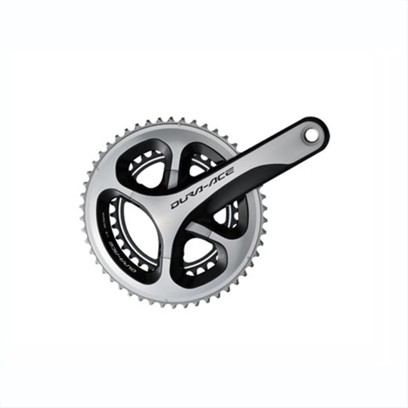 SHIMANO DURA-ACE (シマノ デュラエース) [IFC9000FX26] FC-9000 Crankset (ホローテック2クランクセット) 36×52 177.5mm[クランクセット(PCD110)][クランク・チェーンホイール]