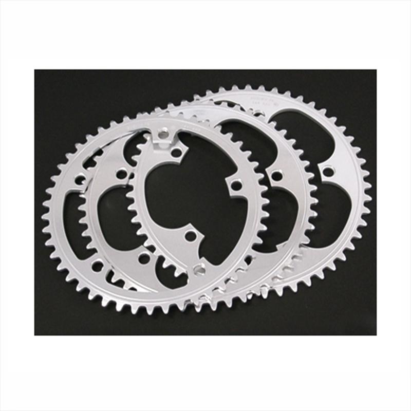 SUGINO (スギノ) SSG144 Chain Ring (SSG144チェーンリング) 44T ポリッシュSILVER