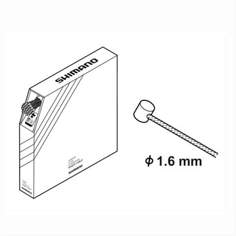 品質満点! SHIMANO INNER (シマノ) INNER CABLE for BRAKE BRAKE (ブレーキ用インナーケーブル) SHIMANO φ1.6mm×1700mm 100本[ブレーキワイヤー・ホース][消耗品・ワイヤー類], 織田町:8d13bec4 --- construart30.dominiotemporario.com
