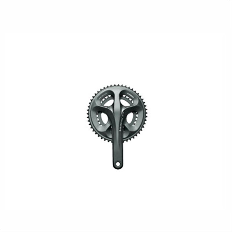 SHIMANO ULTEGRA (シマノ アルテグラ) FC-6750-G HOLLOWTECH II CrankSet (FC6750G ホローテック2 クランクセット) コンパクト[クランクセット(PCD110)][クランク・チェーンホイール]