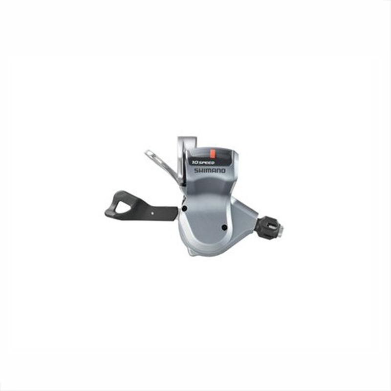 SHIMANO ULTEGRA (シマノ アルテグラ) SL-R783 Shift Lever (シフトレバー) 3×10Sフラットバー用 ペア シルバー[ロードバイク用][シフトレバー]