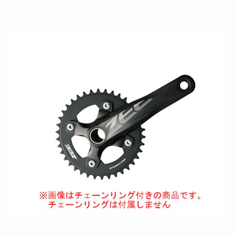 《即納》SHIMANO ZEE (シマノZEE) [EFCM645ABX] FC-M645 Crank (クランク) チェーンリング無 165mm[クランク・チェーンホイール][マウンテンバイク用]