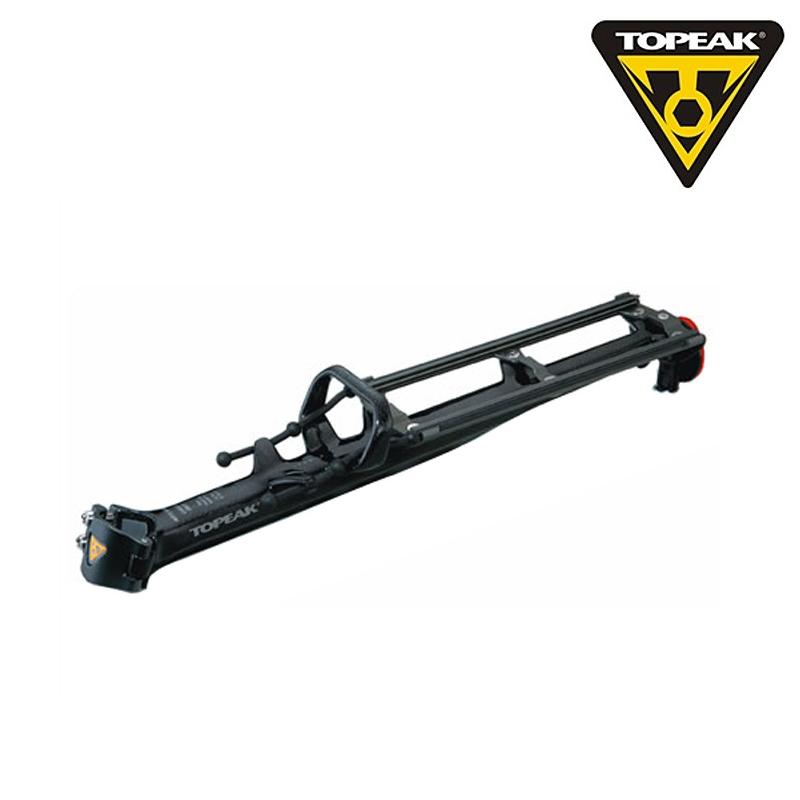 《即納》TOPEAK RX BeamRack Carbon (CAR06600) トピーク RXビームラック カーボン[シートポストラック][キャリア]