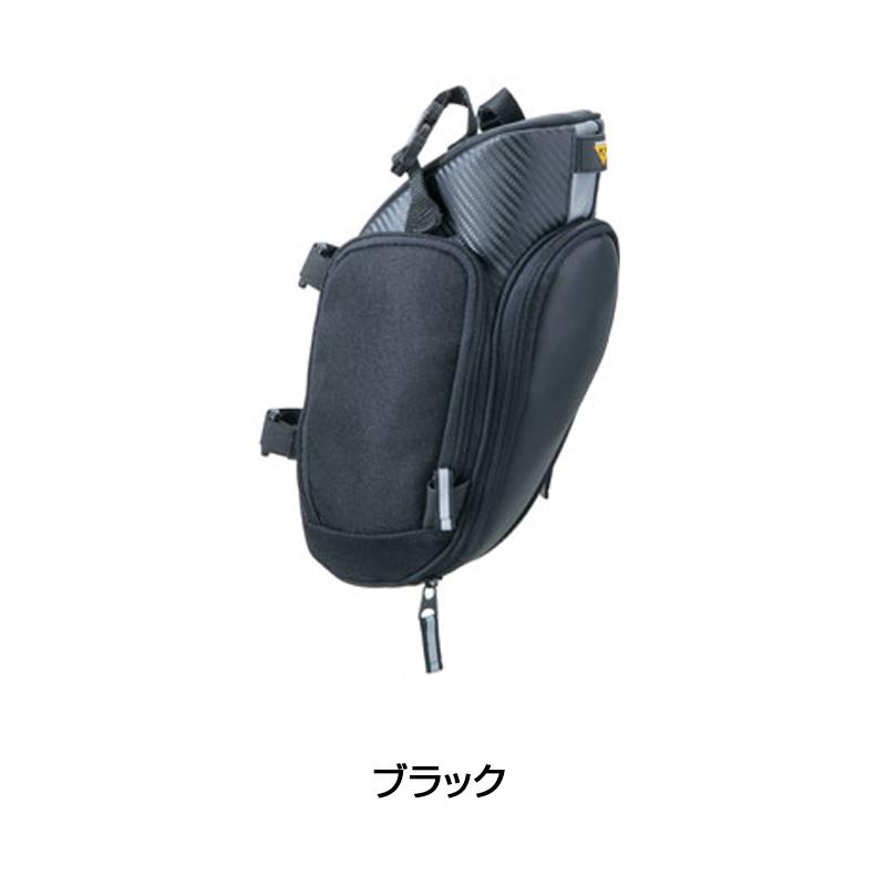 TOPEAK (トピーク) MondoPark XL Strap Mount (モンドパック XL ストラップ マウント) BAG24900[サドルバッグ][ラージサイズ]