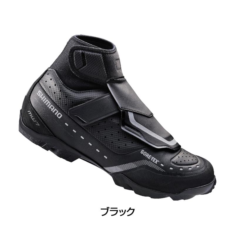 《即納》【土日祝もあす楽】SHIMANO(シマノ) SH-MW700[クリップレス(SPD対応)][マウンテンバイク用][サイクルシューズ]
