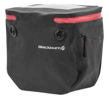 【在庫処分特価】Blackburn(ブラックバーン) Barrier HB Handlebar Bag(バリアー HB ハンドルバー バッグ)[フロント・ハンドルバーバッグ][自転車バッグ]