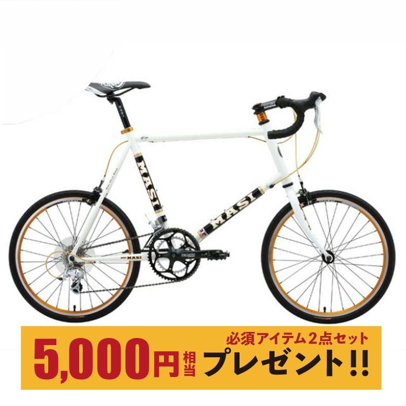 MASI (マジー、マジィ、マージ) MINI VELO (ミニベロ) 完成車[ミニベロ/折りたたみ自転車][スポーティー]