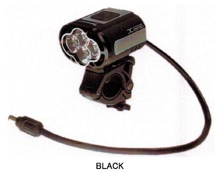 MOON(ムーン) X-POWER 2500[ヘッドライト][大光量充電式]
