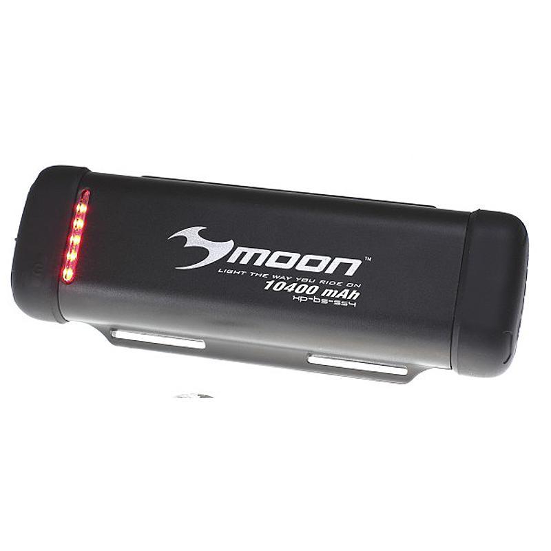 MOON(ムーン) 交換用充電池 FOR X-POWER1800[ヘッドライト][大光量充電式]