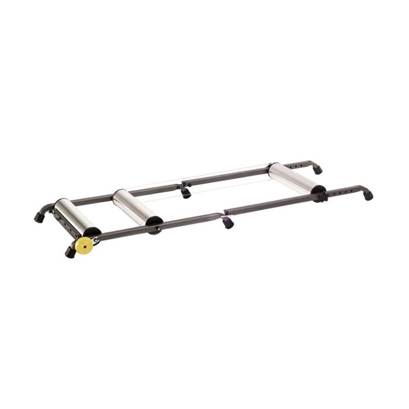 CycleOps (サイクルオプス) ALUMINIUM ROLLER WITH RESISTANCE (アルミニウム ローラー (レジスタンス付き))[トレーナー(ローラー台)][3本ローラー台]