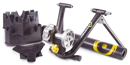 CycleOps/Saris(サイクルオプス/サリス) FLUID2 WINTER TRAINING KIT VER2(フルード2 ウインタートレーニングキット VER2)[トレーナー(ローラー台)][タイヤドライブ式][固定式ローラー台]