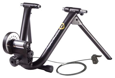 CycleOps/Saris(サイクルオプス/サリス) MAG+ VER2(マグプラス VER2)アジャスター付き[トレーナー(ローラー台)][タイヤドライブ式][固定式ローラー台]