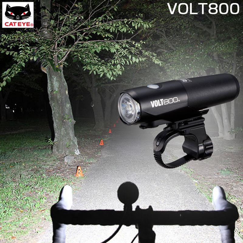 CATEYE(キャットアイ) VOLT800 (ボルト800) HL-EL471RC[USB充電式][ヘッドライト]