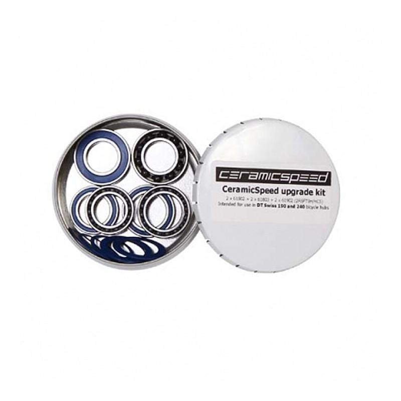 CeramicSpeed(セラミックスピード) DT用ハブキットDT-1 COATED[ロードバイク用][ハブ]